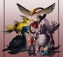 Twitch Plays Pokemon - Red by cmoschler