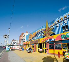 blackpool amusements by photoeverywhere