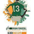 Brian O'Driscoll | Career Milestones by CowBeck