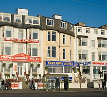 blackpool front by photoeverywhere