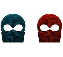 Ski Masks by Tucker Stosic