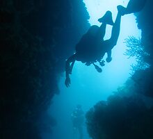 Caves of babylon dive by photoeverywhere