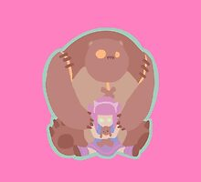 Annie & Tibbers Phone Case by chappi