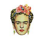 Frida Kahlo by Total-Cult