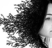 Double Exposure Portrait by Tess Masero Brioso