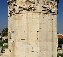 The Tower Of Winds-Athens by Francis Drake