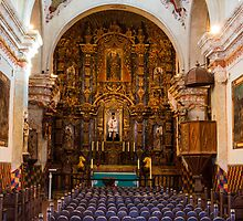 San Xavier Chapel by BGSPhoto