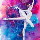Ballerina  by Slaveika Aladjova