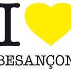 I ♥ BESANCON by eyesblau