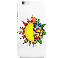 Tiki Sun iPhone Case/Skin
