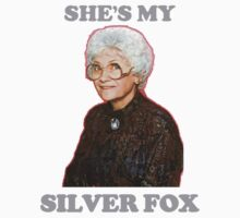 She's my Silver Fox by digerati