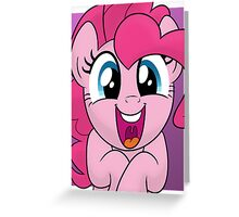 Pinkie Pie Phone Case Greeting Card
