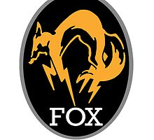 FOX Emblem by AdrianTTD