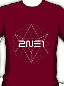2NE1 Crush 2 T-Shirt