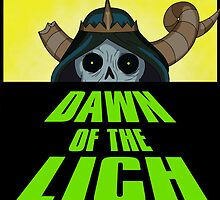 DAWN OF THE LICH green by AxerLopdan