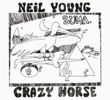 "Neil Young ""Zuma"" by PetSoundsLtd"