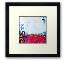 """Romeo and Juliet"" Framed Print"