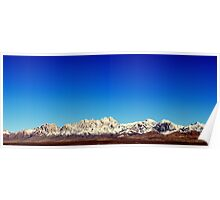 Organ Mountains Poster