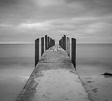 Quindalup Jetty, WA by Penny Lord