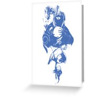 Jace Beleren Greeting Card