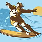 God Surfed by Tom Burns