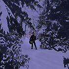 Remi Weston - Snow Rocker 2 by J. Lovewell
