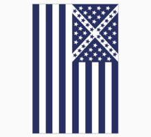 US Flag Scotland Kids Clothes