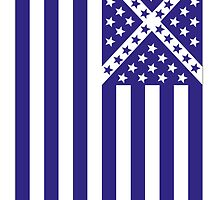 US Flag Scotland by viixiigfl