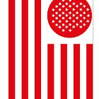 US Flag Japan by viixiigfl