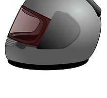Motorcycle Helmet by kwg2200