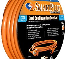 Smart Plug 50 Shore Cord 30 Amp by smartplugonly