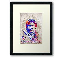 Jaime Lannister Framed Print