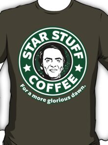 Star Stuff Coffee T-Shirt