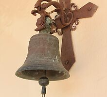 Old Bell by Henrik Lehnerer