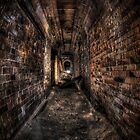 inside an abandoned furnace by ArthakkerHDR