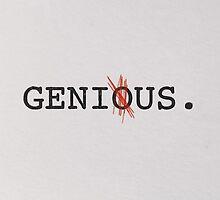 Genius by Daniel Campagna