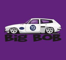 Big Bob Reliant Scimitar Sprint Car by velocitygallery