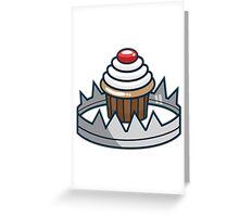Yordle Snap Trap Greeting Card