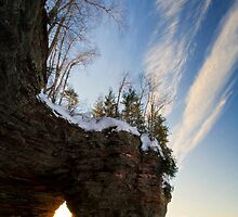 That time of Day, Apostle Islands,WI by Michael Treloar