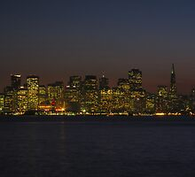 San Francisco Gold by David Denny