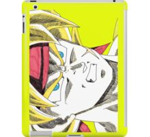 Bardock Will Eat You! iPad Case/Skin