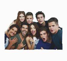 teen wolf cast. by jilleeean