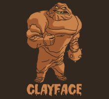 Clayface - Batman: The Animated Series by Hellmoo