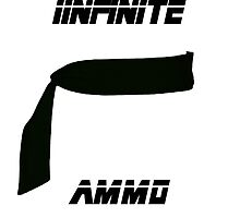 Metal Gear Infinte Ammo by Timanator3000