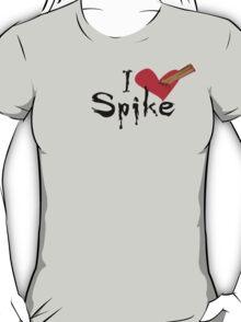 I Heart Spike T-Shirt