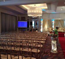 Wedding Lighting Boston by newenglandaudio