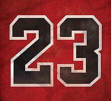 Michael Jordan Chicago Bulls Print by MNDesigns