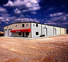 Steel Buildings - Rigid Frame Commercial/ Industrial Pre-Engineered Metal Buildings by excelbuildings