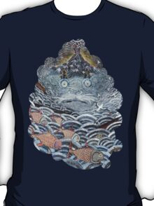 Golden fishes T-Shirt