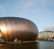 Glasgow Princes Dock Development by photoeverywhere